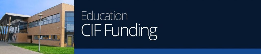 Condition Improvement Fund for Academies 2020-2021