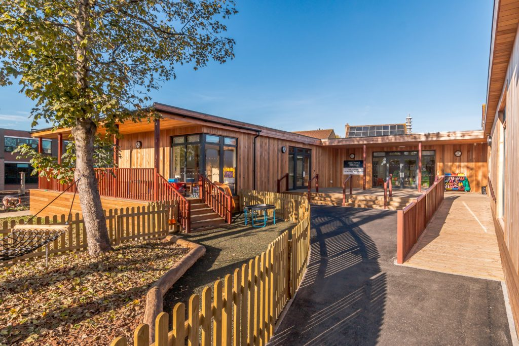 Eco Classrooms - Condition Improvement Fund Grant Success Example